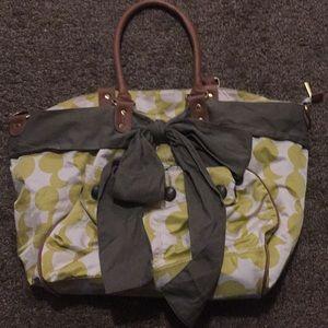 Anthro purse